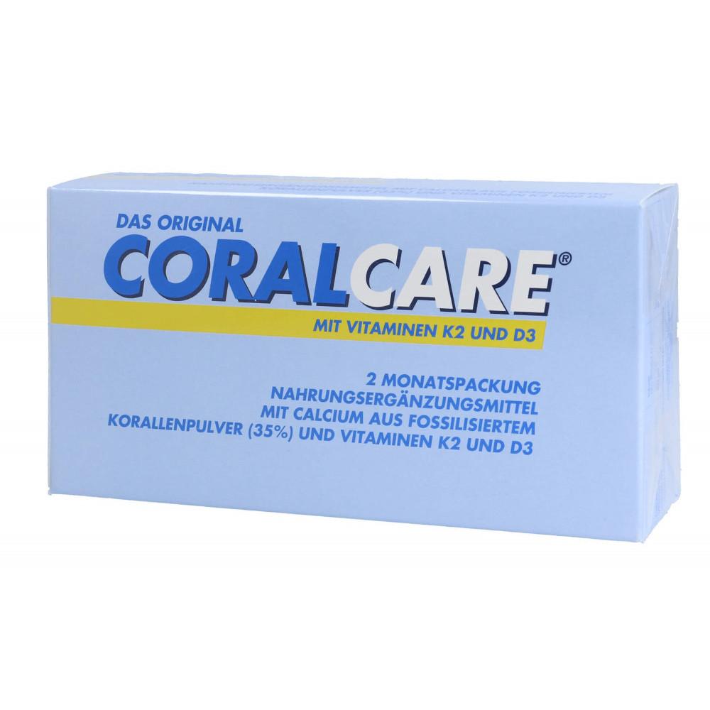P.M.C. Care GmbH CORALCARE 2-Monatspackung Pulver 02718836