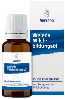 Weleda AG MILCHBILDUNGSÖL 07564734