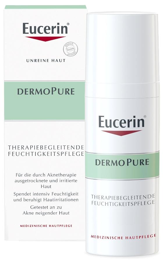 Beiersdorf AG Eucerin Eucerin DERMOPURE THERAPIEBEGLEITENDE FEUCHTIGKEITSPFLEGE 13235704