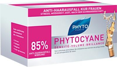 Laboratoire Native Deutschland GmbH PHYTOCYANE Anti-Haarausfall Kur temporärer Haarausfall 04539463