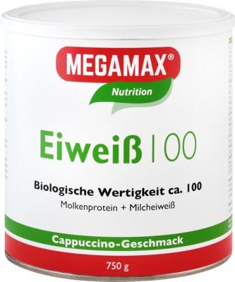 Megamax B.V. EIWEISS 100 Cappuccino Megamax Pulver 04316935
