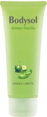 Omega Pharma Deutschland GmbH BODYSOL Aroma Duschgel Ginkgo Limette 09001308