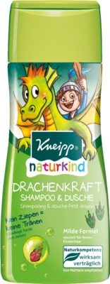 Kneipp GmbH KNEIPP naturkind Drachenkraft Shampoo & Dusche 09477287