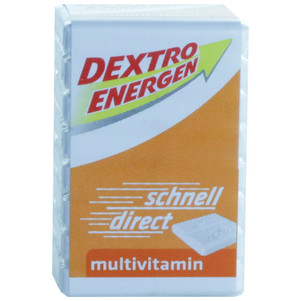 Dextro Energen Multivitamin Würfel