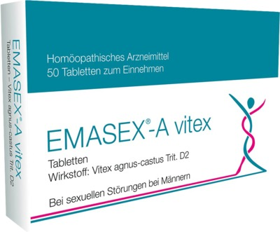 Adequapharm GmbH EMASEX A Vitex Tabletten 01439703