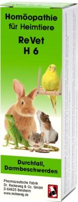 Dr. Reckeweg & Co. GmbH REVET H 6 Globuli f.Heimtiere 03694799