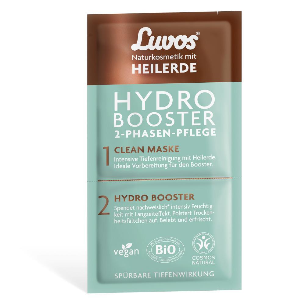 Luvos Hydro Booster mit Clean Maske