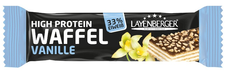 LAYENBERGER High Protein Waffel Vanille