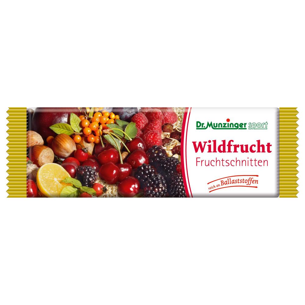 DR.MUNZINGER Fruchtschnitte Wildfrucht