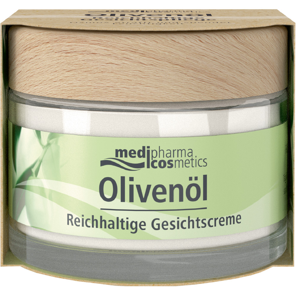 Olivenöl Reichhaltige Gesichtscreme