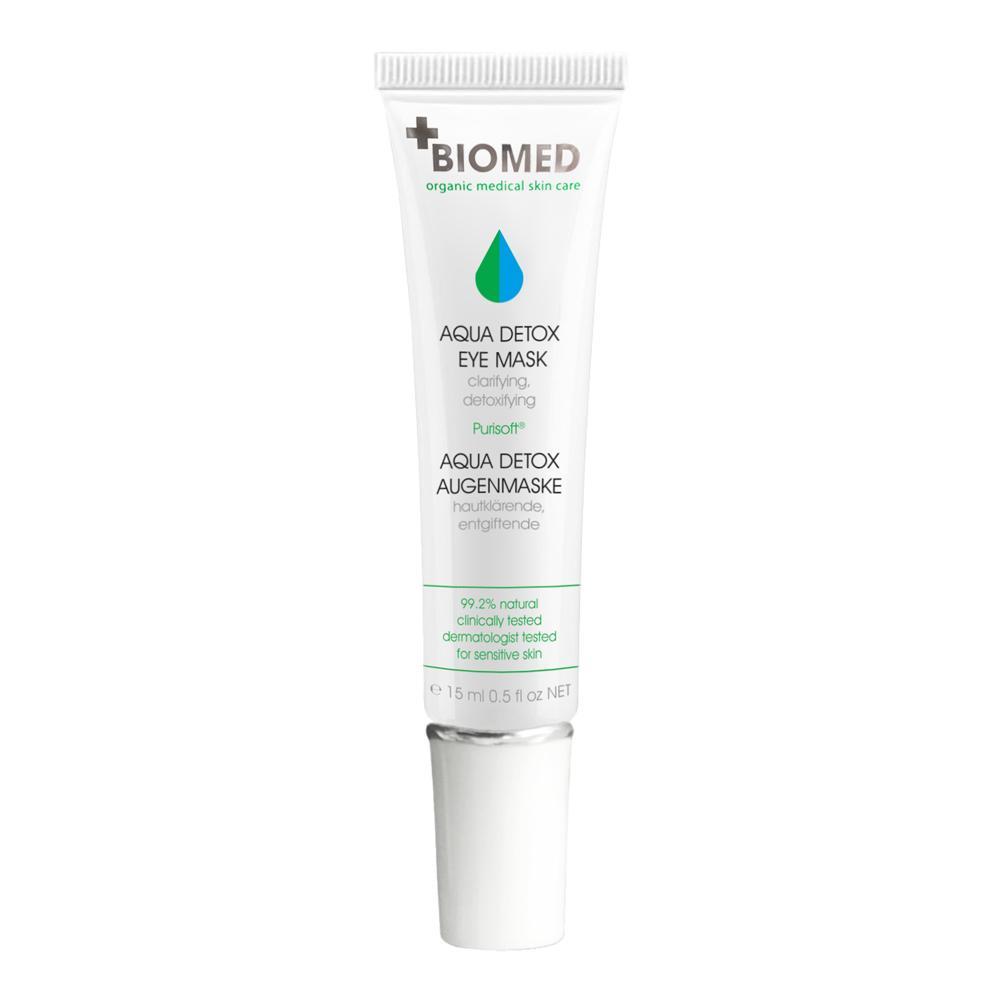 Herba Anima GmbH BIOMED Aqua Detox Augenmaske entgiftende Maske 15305805