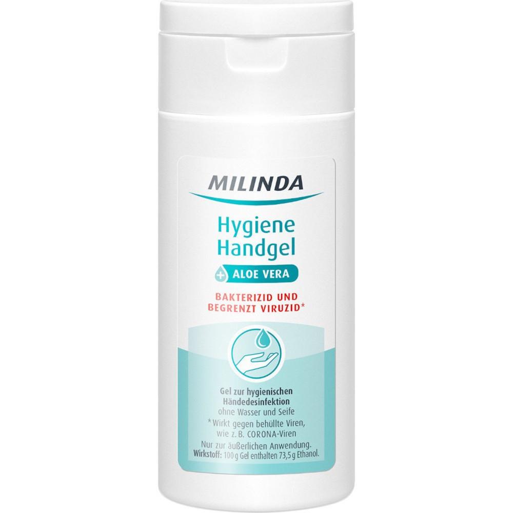 Dr. Theiss Naturwaren GmbH MILINDA Hygiene Handgel + Aloe Vera 16677928