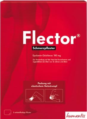 Medice Arzneimittel Pütter GmbH & Co. KG Flector Schmerzpflaster 01895329