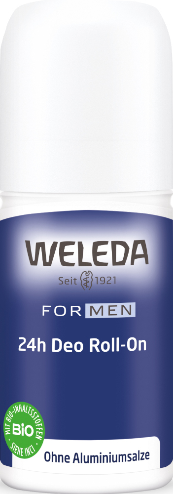 Weleda AG WELEDA FOR MEN 24h Deo Roll-On 15815647