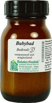 Bahnhof-Apotheke Babybad Badesalz 00170860
