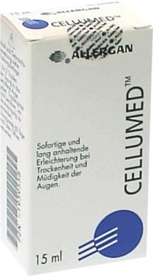 Allergan GmbH CELLUMED Augentropfen 01939558