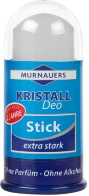 Murnauer Markenvertrieb GmbH MURNAUERS Kristall Deo Stick extra stark 01538523