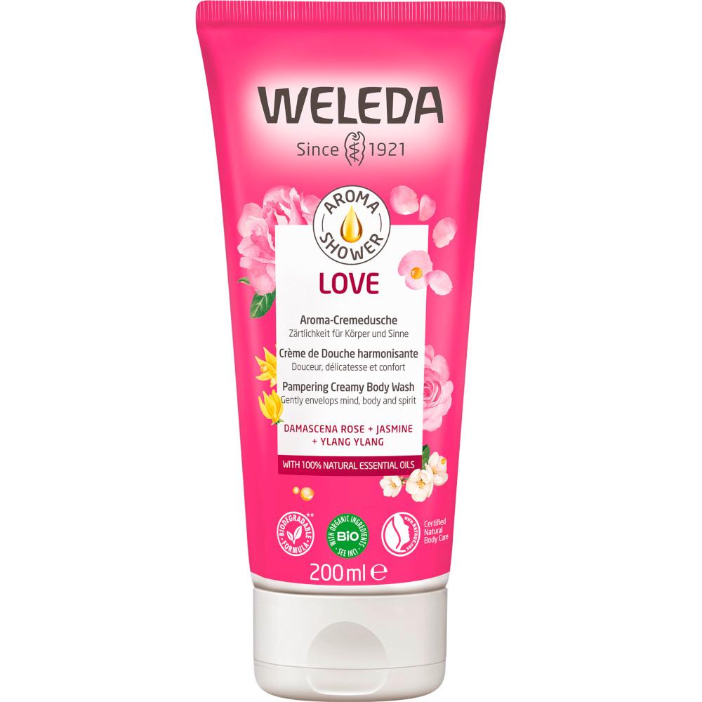 Weleda AG WELEDA Aroma-Cremedusche LOVE 16789248