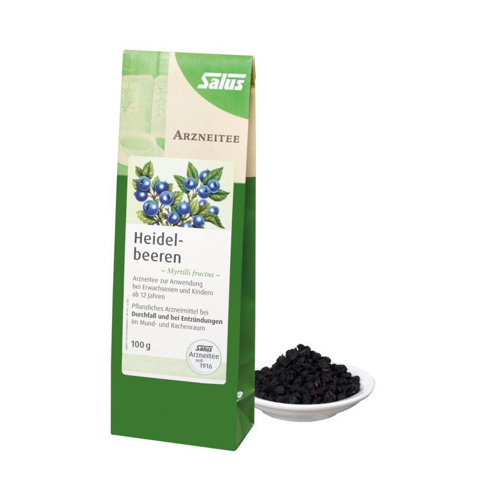 SALUS Pharma GmbH Heidelbeeren Tee Salus 03424930