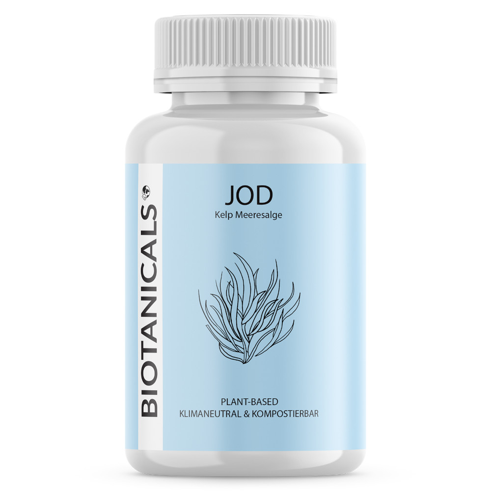 Biotanicals GmbH BIOTANICALS JOD 16395377