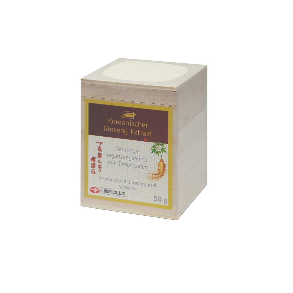 Allcura Naturheilmittel GmbH Koreanischer Ginseng Extrakt 15294266