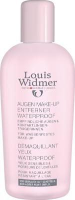 Louis Widmer AUGEN MAKE-UP ENTFERNER WASSERFEST unparfümiert