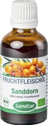 Sanatur GmbH SANDDORN FRUCHTFLEISCHÖL Bio 00683312