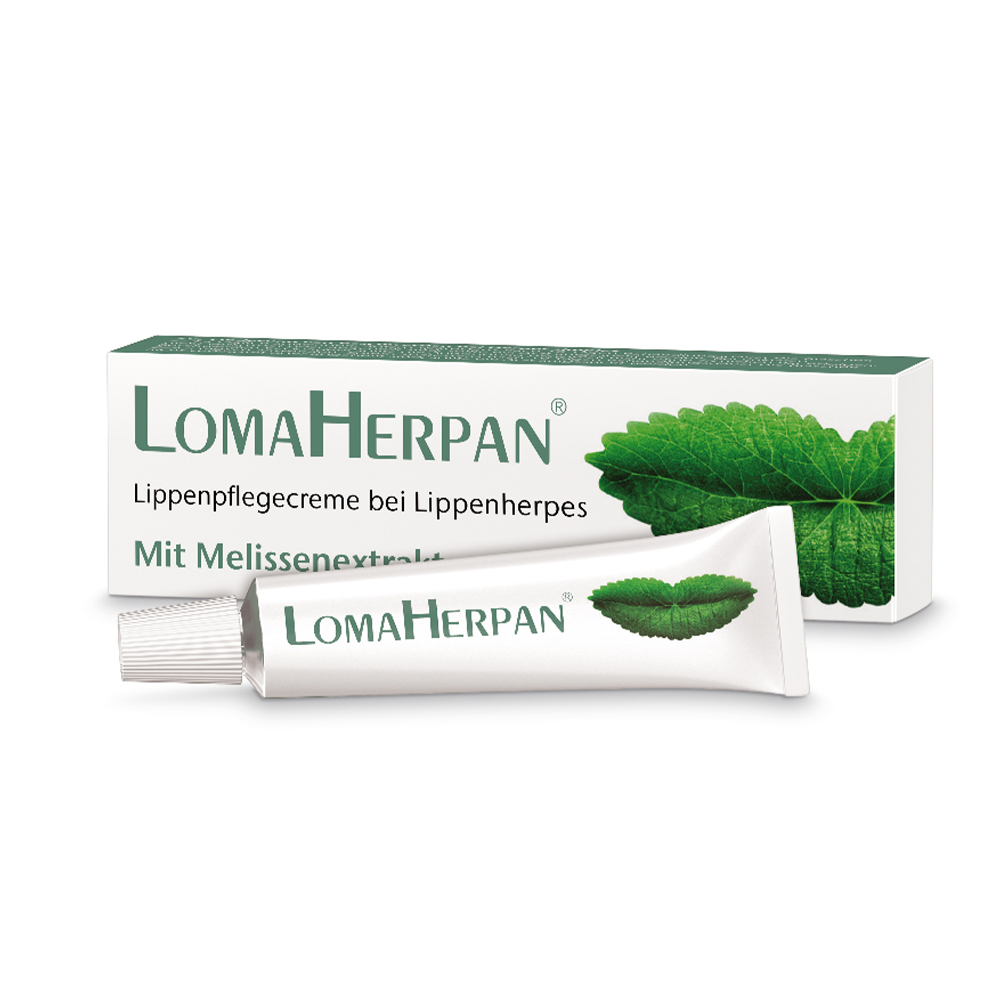 Infectopharm Arzneimittel und Consilium GmbH LomaHerpan Lippenpflegecreme bei Lippenherpes 16738877