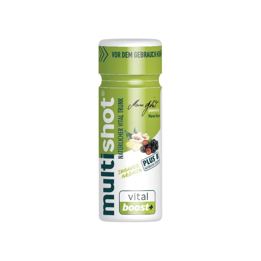 Medi-C-Shot GmbH, Geschäftsführer: Marion Gilzer-Kuhlmann und Harry Kuhlmann multishot vital boost + 16036566