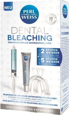 PERLWEISS Dental Bleaching 7,5 ml+10 ml Gel