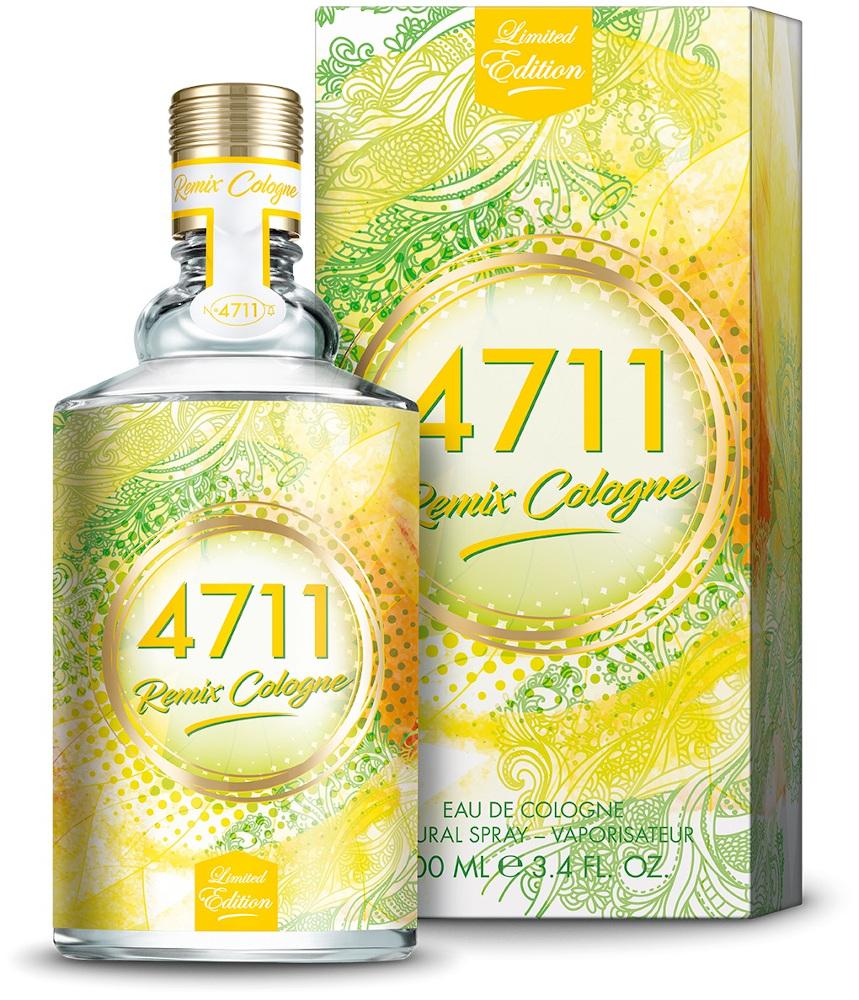 Mäurer & Wirtz GmbH & Co. KG 4711 Remix Cologne Zitrone 81892457