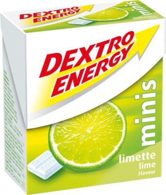 DEXTRO ENERGY Minis Limette