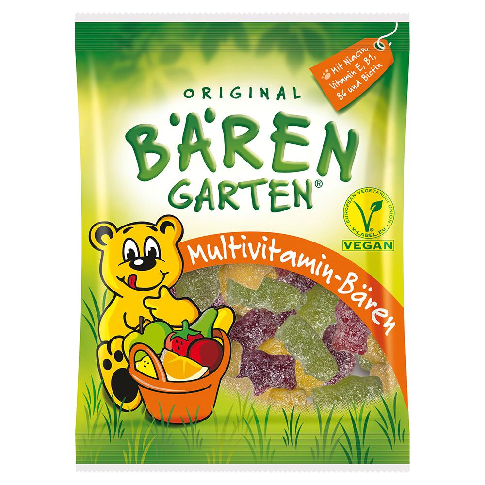 Soldan Bärengarten Vegan Multivitamin-bären Zuckerhaltig