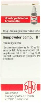 DHU-Arzneimittel GmbH & Co. KG GUNPOWDER comp.D 12 Globuli 04655666