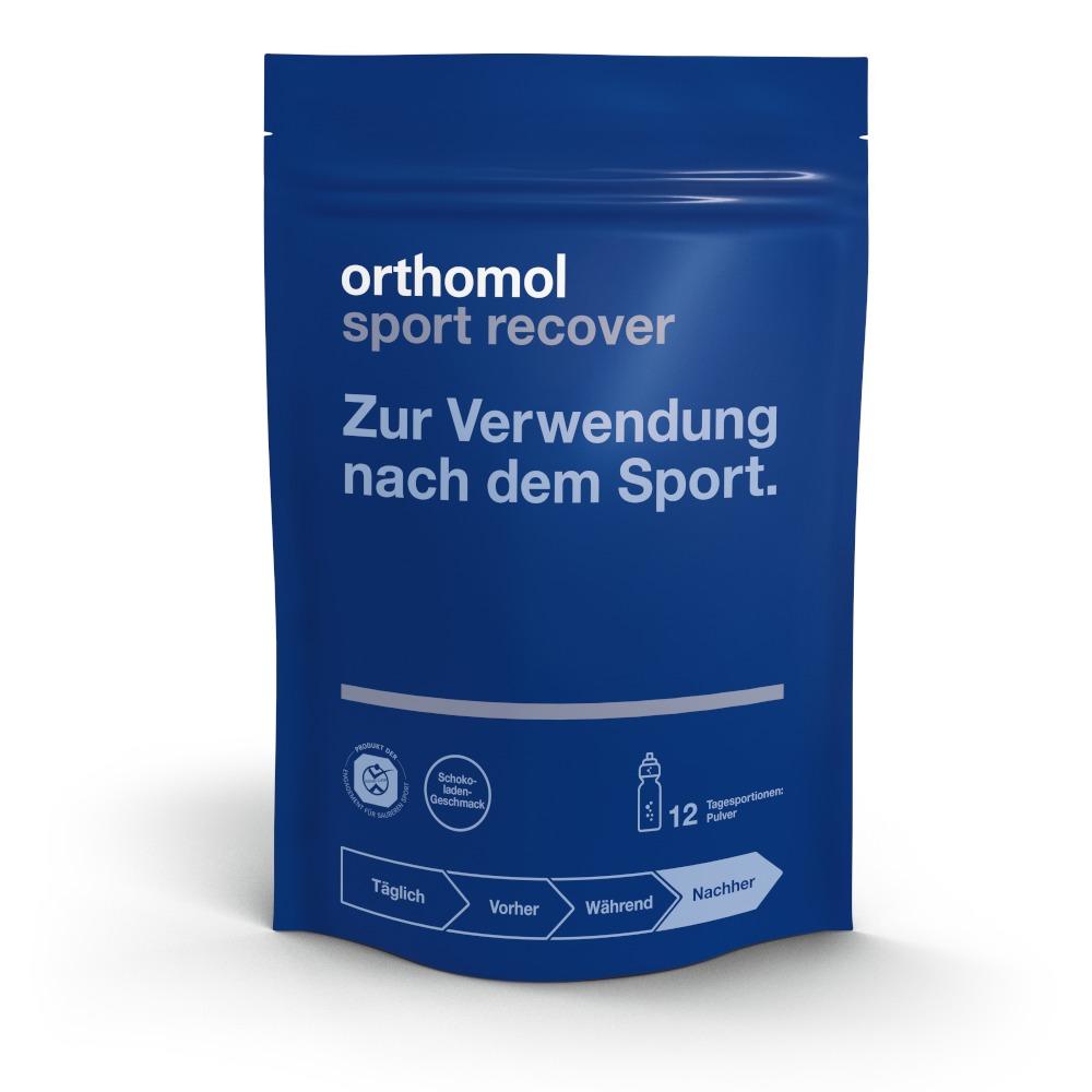 Orthomol Pharmazeutische Vertriebs GmbH orthomol sport recover Pulver 13817843