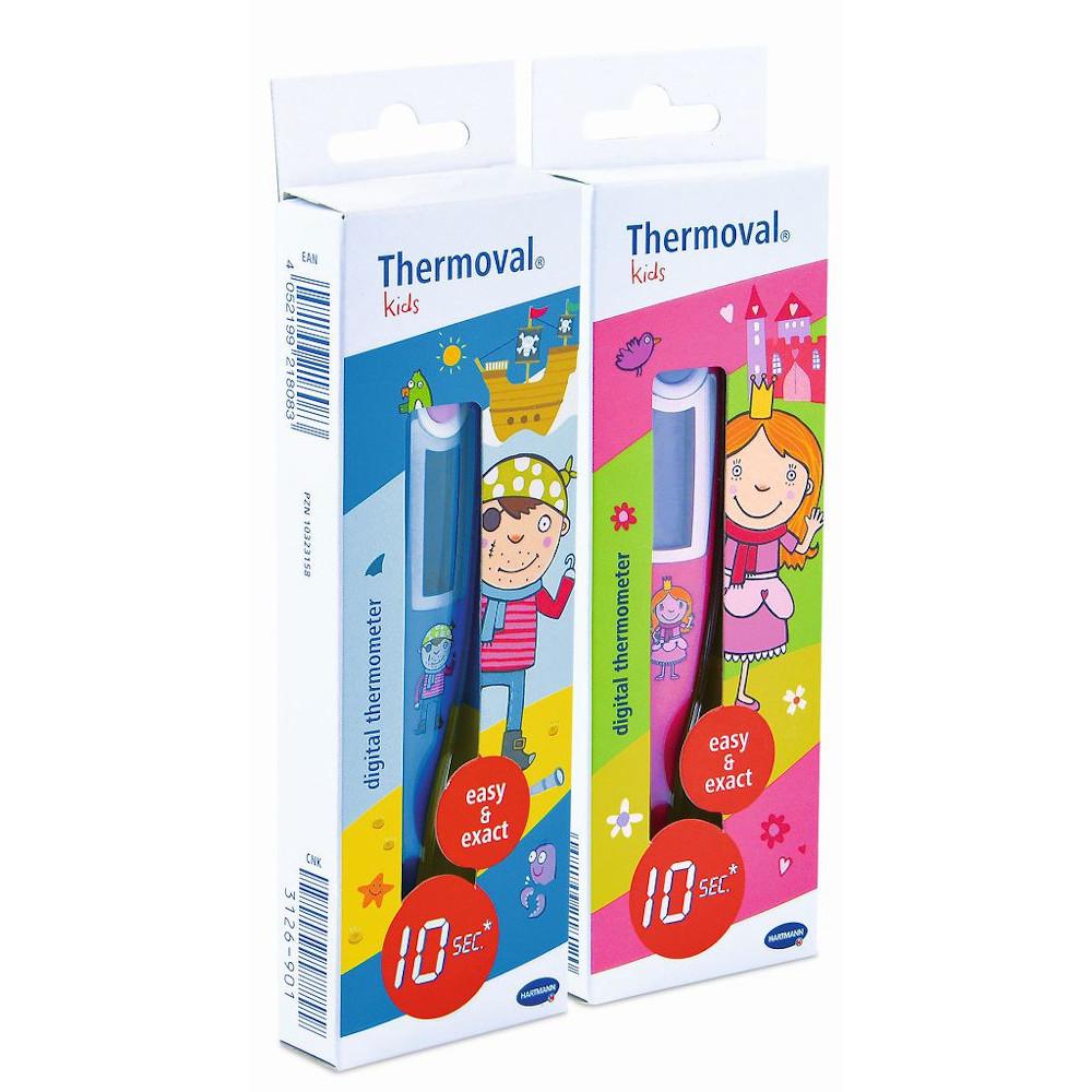 Paul Hartmann AG THERMOVAL kids digitales Fieberthermometer 10323158