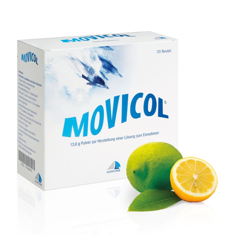 Norgine GmbH MOVICOL Pulver 07548876