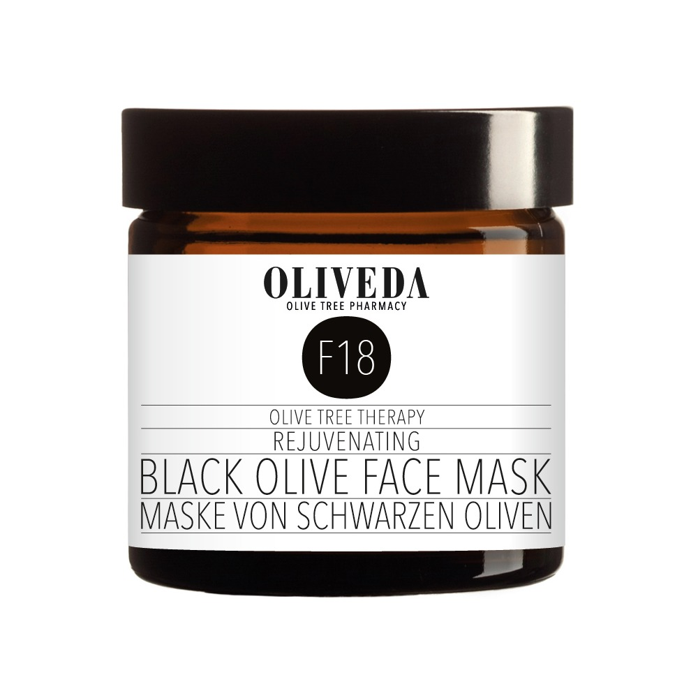 Oliveda Deutschland GmbH MASKE schwarze Oliven rejuvenating 14129364