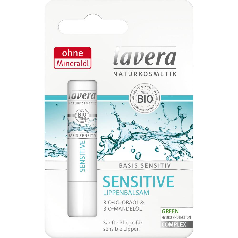 Laverana GmbH & Co. KG Lavera Basis Sensitiv Lippenbalsam Sensitive 14037432