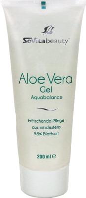 Ascopharm GmbH SOVITA beauty Aloe Vera Gel 00108654