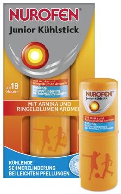 Reckitt Benckiser Deutschland GmbH NUROFEN Junior Kühlstick bei Mückenstiche 14ml 10915999