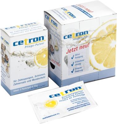 Scheu-Dental GmbH CETRON Reinigungspulver 03040201