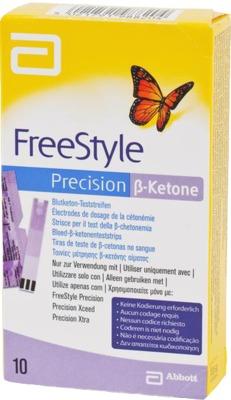 Abbott GmbH Abbott Diabetes Care FREESTYLE Precision Beta Ketone Blutketon Teststr. 06905386