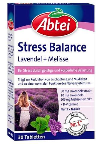Omega Pharma Deutschland GmbH Abtei Stress Balance 16233545