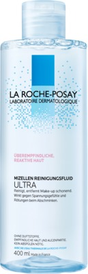 LA ROCHE-POSAY Mizellen Reinigungsfluid reaktive Haut