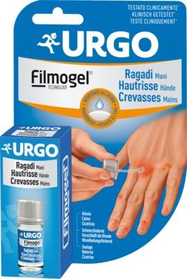 Urgo GmbH URGO HAUTRISSE Flüssigpflaster 3,25 ml 11637338