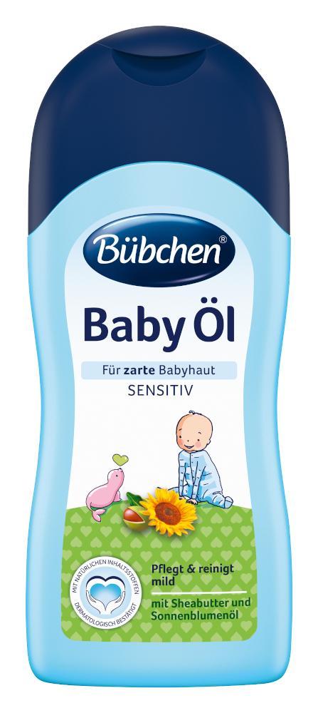 Bübchen Skincare GmbH Bübchen Baby Öl 07239690