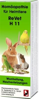 Dr. Reckeweg & Co. GmbH REVET H 11 Globuli f.Heimtiere 03696284