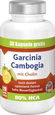 GARCINIA CAMBOGIA Kapseln