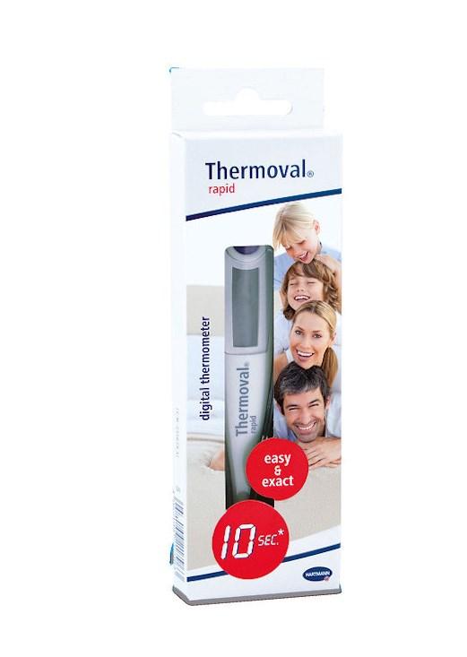 Paul Hartmann AG THERMOVAL rapid digitales Fieberthermometer 10323164